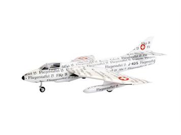 "ACE 001207 J-4015 Hunter Mk58 ""HB-RVS Papyrus"" 1:72"