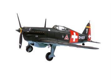ACE 001451 Morane D-3800 1944 - J-177 Bulldog 1:72