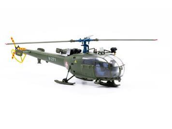 ACE 001520 Alouette III - Schweizer Armee olive V-271, Massstab 1:72