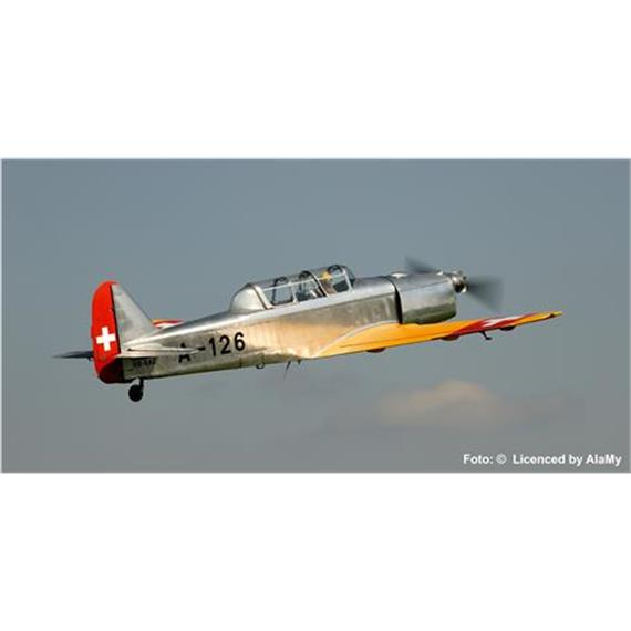 ACE 001550 Pilatus P-2-05 A-126