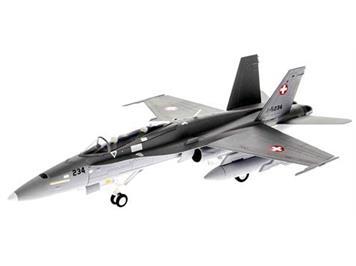 ACE 001802 Swiss Air Force F/A-18D Hornet J-5234, 1:72