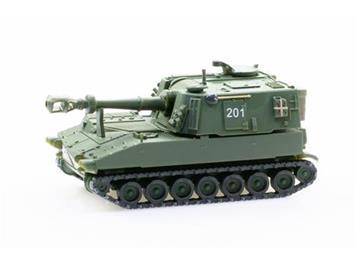"ACE 005010 Panzerhaubitze M-109 Jg 66 Nr. 201 ""Kurzrohr"" 1:87"
