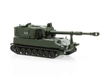 ACE 005017 Panzerhaubitze M-109 Jg 74 Langrohr uni K-Nr. 302, 1:87
