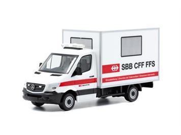 ACE Arwico Collection Edition 002505 MB Sprinter 516 Cdi SBB Einsatzleitung