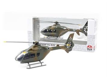 ACE TOY 001102 EC-635 Swiss Air Force Helikopter Midi
