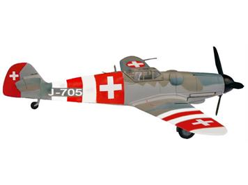 Armour Collection FMT Me-Bf 109G J-705 1945 CH