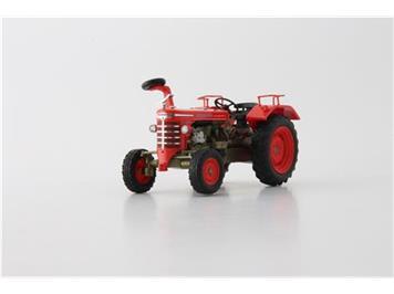 ATC 003011 Hürlimann Traktor D-200 S mit Motoregge 1:32