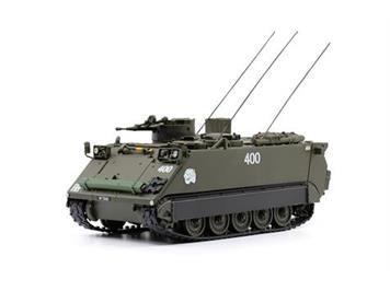 ATC 005531 M113 Kommandopanzer 73 der Schweizer Armee, 1:43