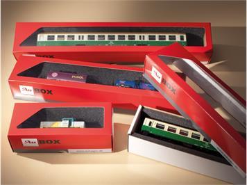 Auhagen 99303 Aufbewahrungsboxen 300mm (10 Stk.)
