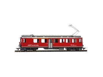 Bemo 1266 143 RhB ABe 4/4 43 Bernina Triebwagen