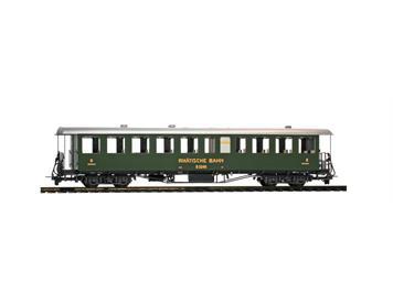Bemo 3235 146 RhB B 2246 Nostalgie-Plattformwagen