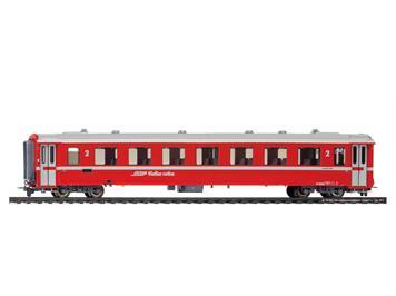 Bemo 3240 170 RhB B 2440 Einheitswagen II neurot, H0m 1:87