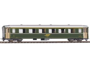 Bemo 3252114 RhB A 1234 Einheitswagen I grün, H0m (1:87)