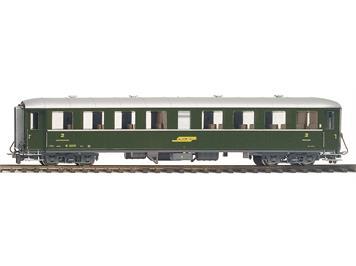 Bemo 3260125 RhB B 2225 Stahlwagen grün, H0m (1:87)