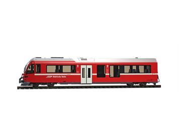 Bemo 3298 116 RhB Bt 528 06 AGZ Steuerwagen, H0m