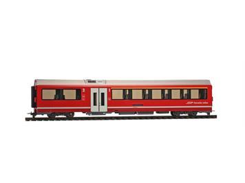 Bemo 3298 122 RhB AB 572 01 AGZ Mittelwagen, mit LED Innenbeleuchtung, H0m