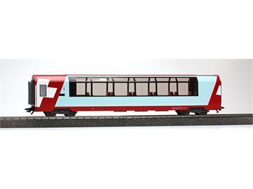"""Bemo 3689 115 RhB Ap 1315 Panoramawagen """"Glacier Express"""" HO"""