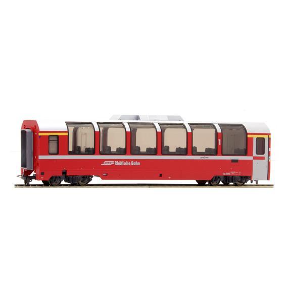 "Bemo 3693 133 RhB Ap 1293 Panoramawagen ""Bernina Express"" HO"