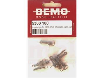 Bemo 5300 180 Kupplung für 3250-3253, 3255/3256, 3266, 3268, H0m (1:87)