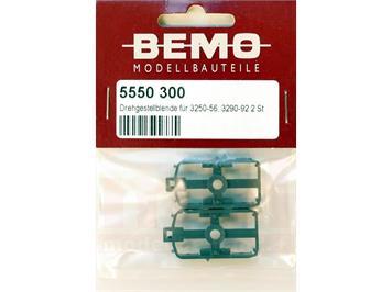 Bemo 5550 300 Drehgestellblende für 3250-3256, 3290-3291/3292 (2 Stk.), H0m (1:87)