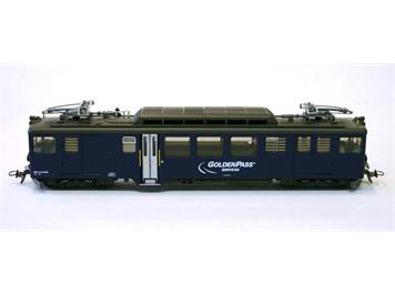 "Bemo MOB BDe 4/4 3006 ""GoldenPass Services"" blau"