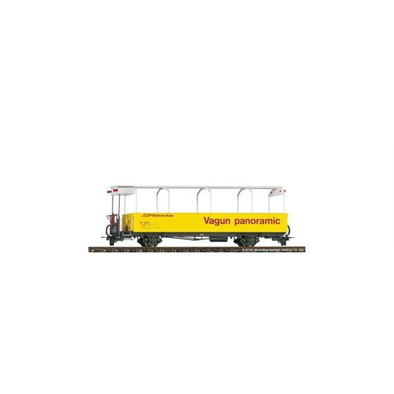 Bemo RhB B 2096 Aussichtswagen ohne Personen