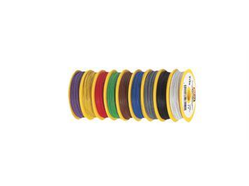 Brawa 3151 Litze 0,14mm gelb, 25m