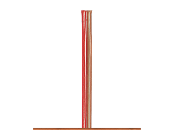 Brawa 3214 Litzenkabel 0,25mm blau rot 5 m