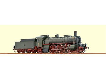 BRAWA 40272 Dampflok KPEV Klasse S9 grün DC/dig./Sound