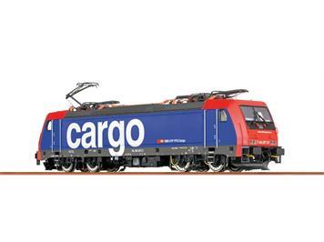 BRAWA 43986 TRAXX Elektrolokomotive Reihe 484 der SBB Cargo DC/Sound