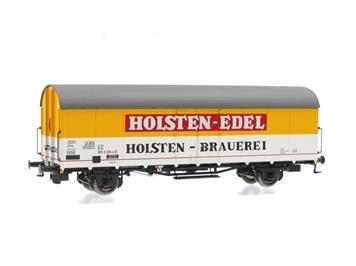 """Brawa 47603 KÜHLWAGEN IBDLPS 383 """"HOLSTEN-EDEL"""" DER DB"""