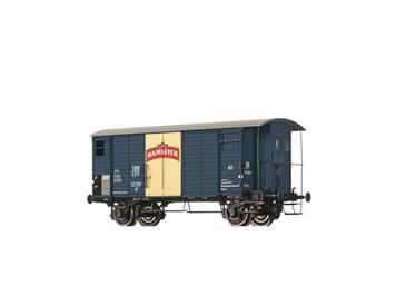 "BRAWA 47856 Gedeckter Güterwagen K2 ""Ramseier"" SBB"