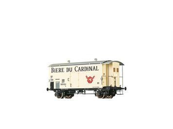 """BRAWA 47872 Güterwagen K2 """"Cardinal"""" SBB"""