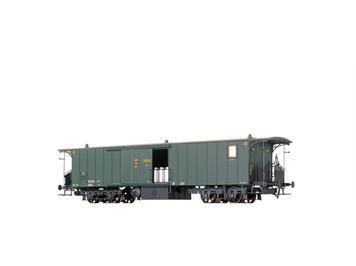 BRAWA 65012 Gepäckwagen SBB N