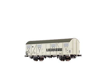 "BRAWA 67819 Gütrwagen Glmhs 50 DB ""Liebherr"" N"