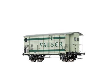 """BRAWA 67854 gedeckter Güterwagen K2 """"Valser"""" SBB N"""