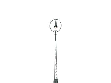 BRAWA 84027 Gittermastleuchte mit Stecksockel LED HO