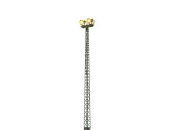 Brawa 84120 Flutlicht, doppelt mit Stecksockel Spur H0
