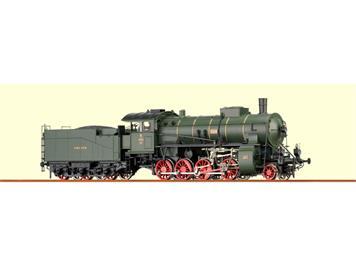 Brawa Dampflok G 4/5 H K.Bay.Sts.E.B., DC/dig./Sound/Rauchgen.