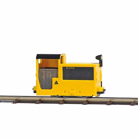 Busch 12150 Grubenbahnlok B 360 mit Licht