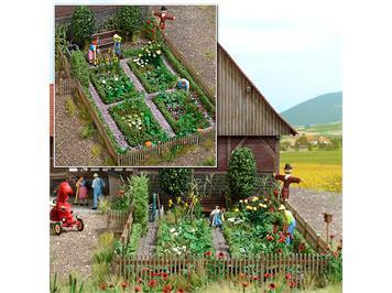 Busch 1254 Bauerngarten HO