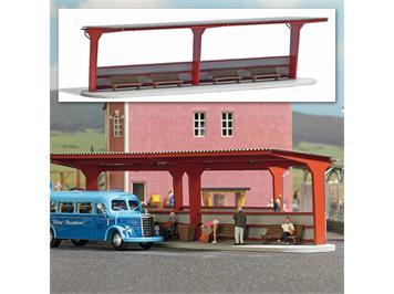 Busch 1377 Busbahnhof H0