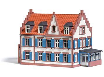Busch 1673 Carl Benz Wohnhaus HO