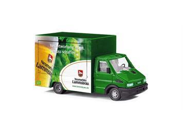 """Busch 47931 Iveco Daily """"Ausschankwagen"""" HO"""