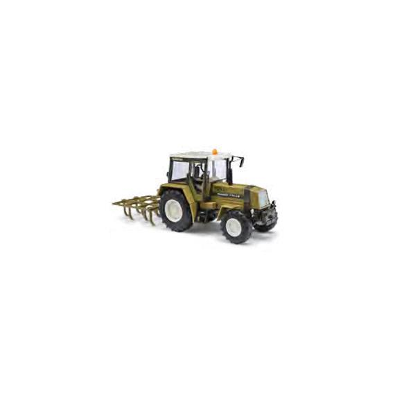 Busch 50415 Traktor Fortschritt ZT 323-A/M mit Schwergrubber B365 HO