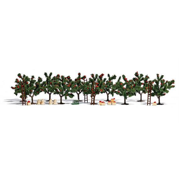 Busch 6620 Apfelplantage HO