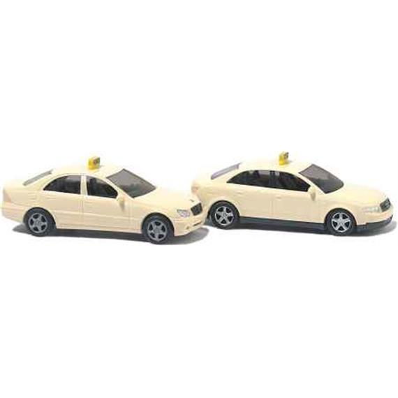 Busch 8341 Taxi-Set N