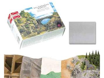 Busch Geländebau-Mörtel grau