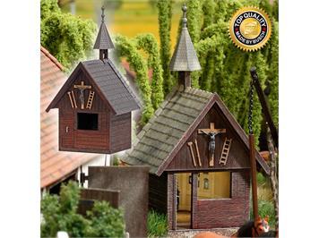 Busch Hofkapelle (echt Holz) HO