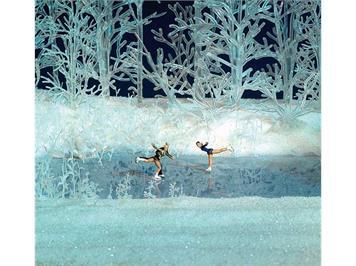 Busch Schneepulver Wintertraum